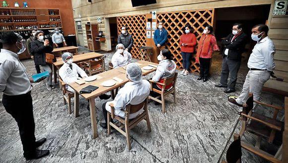 El Gobierno dispuso algunas medidas que deben cumplir los restaurantes para empezar a recibir clientes.