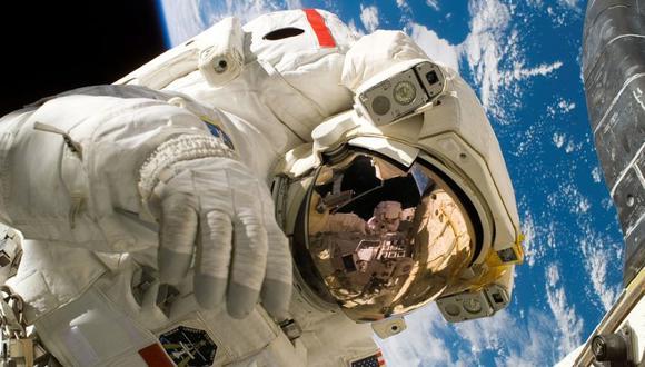 Estar en el espacio trae efectos sobre la salud de los seres humanos. (Foto: Pixabay)