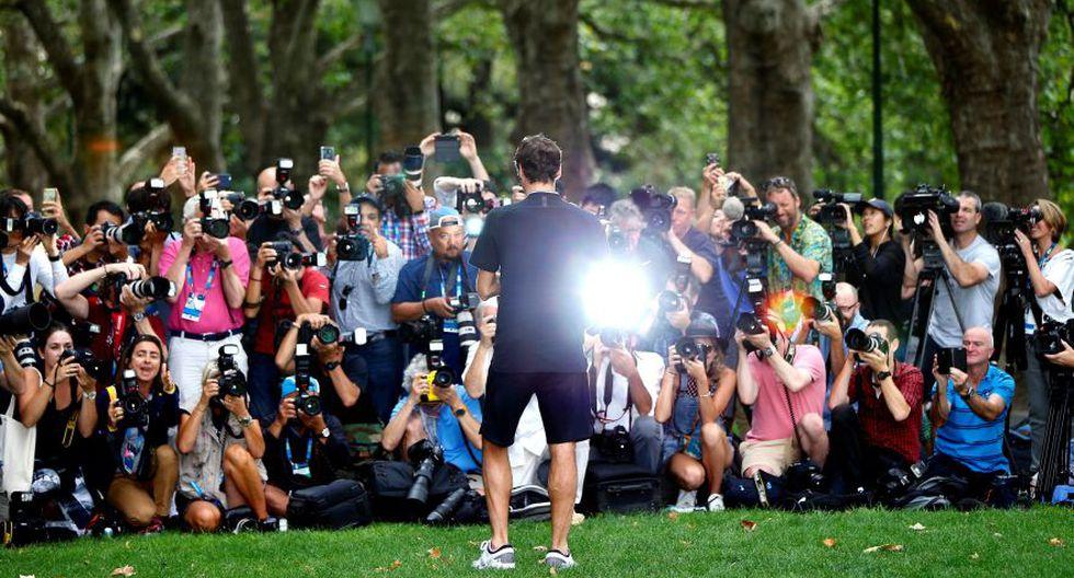 Roger Federer: el día después de hacer historia en Australia - 7