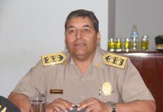 Designan a César Cervantes Cárdenas como nuevo comandante general de la Policía Nacional