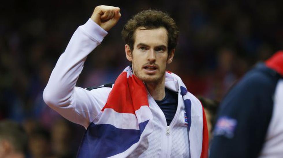 Copa Davis: Andy Murray ganó y le dio el título a Gran Bretaña - 1