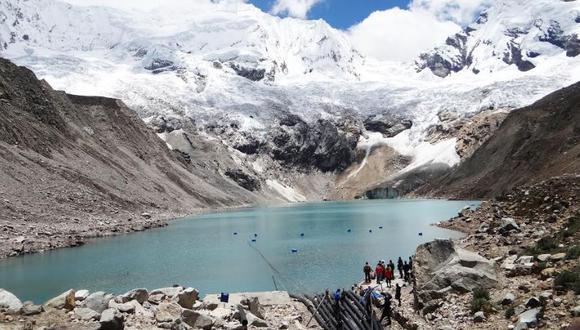 Áncash: avalancha en nevado cae sobre laguna Palcacocha | VIDEO