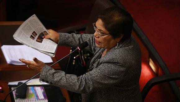 """Salgado ve """"generalidades"""" en facultades pedidas por Gobierno"""