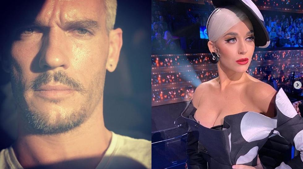 Kloss, de 38 años, denunció a Katy Perry a través de una serie de mensajes en su cuenta de Instagram. En las publicaciones, el modelo describe como era la diva del pop dentro y fuera de los escenarios.