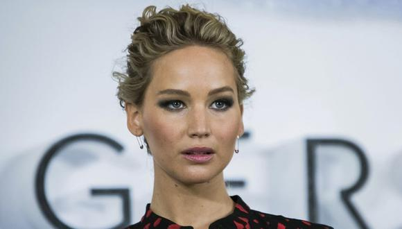 La actriz Jennifer Lawrence siempre se ha mantenido alejada de las redes sociales. (Foto: AP)