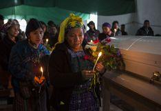 Honran al niño guatemalteco que murió bajo custodia de la patrulla fronteriza de EE.UU.