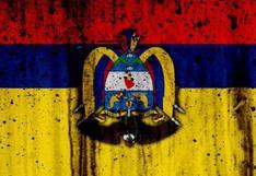 Protestas en Colombia: ¿Cuál es el significado de compartir la bandera colombiana al revés en las redes?