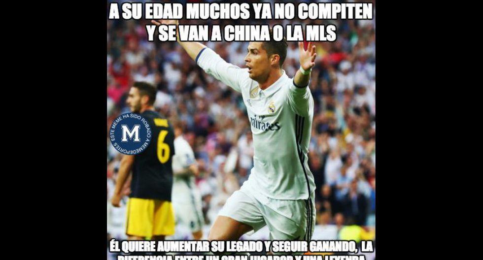 Real Madrid-Atlético de Madrid: así se comenta derbi con memes - 13
