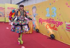 """""""Chola Chabuca"""" celebra los 13 años de """"El Reventonazo de la Chola"""": """"El humor tiene una deuda con la sociedad"""""""