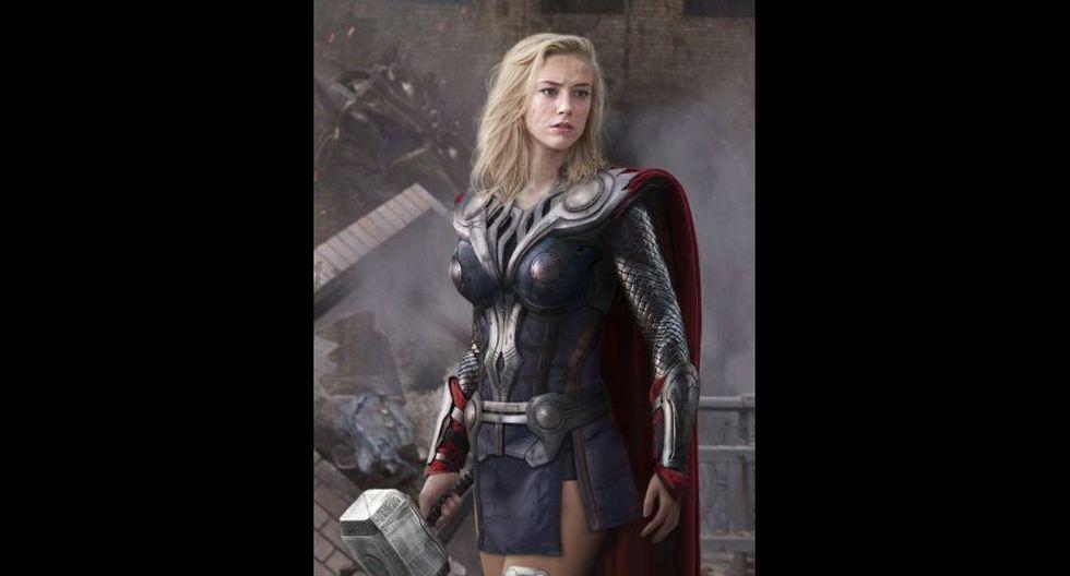 'Cosplays' de personajes masculinos en versión femenina - 16