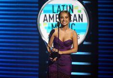 Latin American Music Awards: Becky G revela que la industria la discriminó por ser mujer