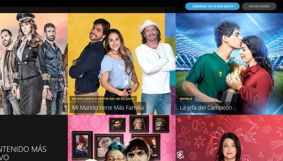 Televisa lanza una versión gratuita de su plataforma Blim en Latinoamérica. (Foto: Blim)