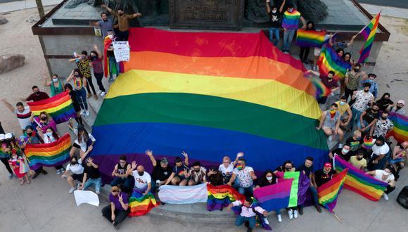 El estado mexicano de Baja California se sumó este miércoles a una veintena de regiones que reconocen el matrimonio entre personas del mismo sexo con la aprobación de una reforma en el Congreso local. (Foto: All Out vía EFE)