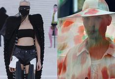 Moda: 4 firmas que hicieron referencia a la pandemia en sus últimas colecciones   FOTOS