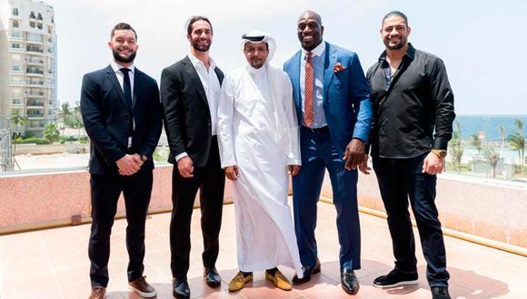 La relación de WWE con Arabia Saudí ha sido víctima de numerosas críticas y demandas | Foto: WWE