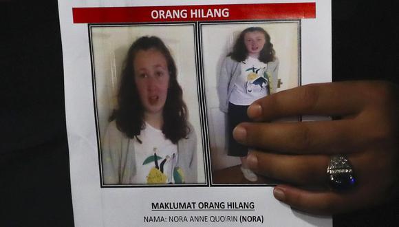 La familia reconoció en el hospital el cuerpo de Nora Quoirin, la menor que desapareció el pasado 4 de agosto mientras se encontraba de vacaciones. (Foto: EFE).