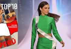 Miss Universo: Jessica Newton y su reacción al conocer que Janick Maceta avanzó al Top 10