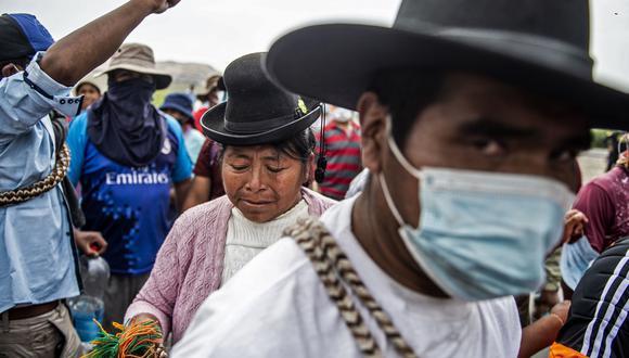 (Foto: Ernesto Benavides/ AFP)