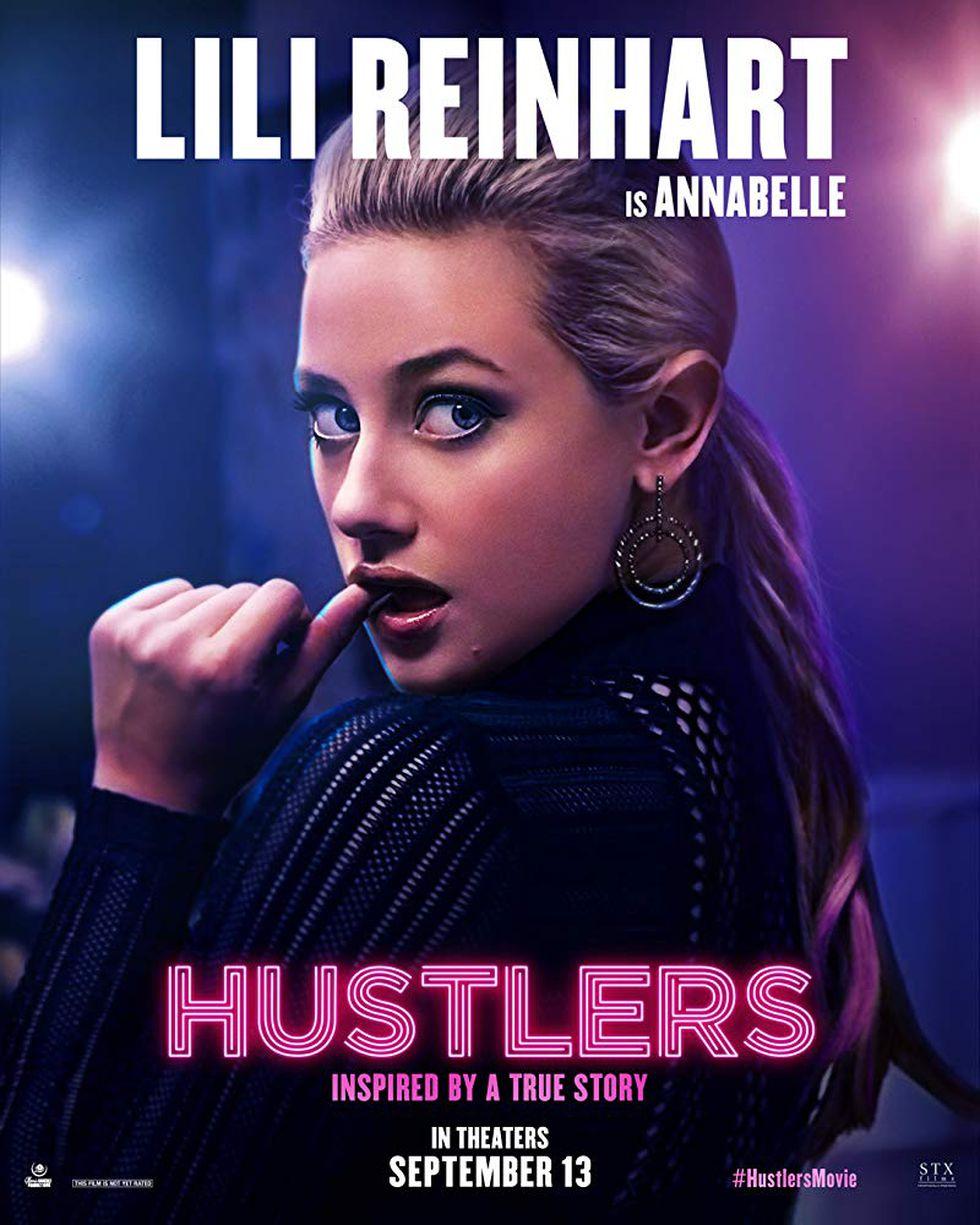 Lili Reinhart en Hustlers (Foto: STXfilms)