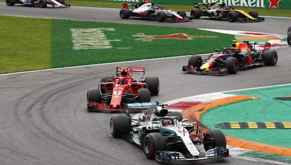 El triunfo le permite a Hamilton sacar 30 puntos de ventaja sobre Vettel en el acumulado –que acabó en cuarto puesto- y esperar la próxima fecha en Singapur con más calma. (Foto: Difusión)