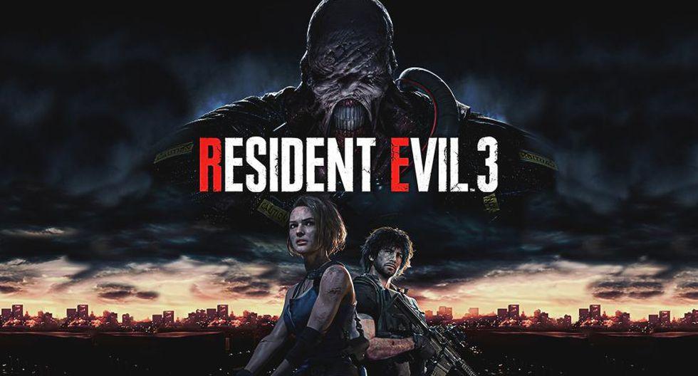 Residente Evil 3 Remake llegará a PC, PlayStation 4 y Xbox One el 3 de abril de 2020. (Foto: Capcom)