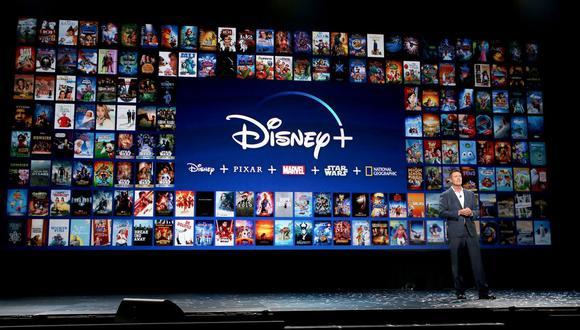 Este servicio digital promete tener todos los contenidos de Marvel, Disney, Pixar, National Geographic y Star Wars, que competirá con otras empresas como Netflix. Foto: Disney.