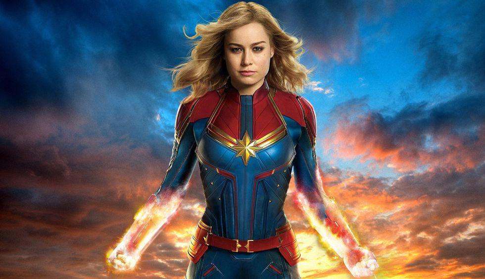 6. Carol Danvers / Capitana Marvel - Estado: Viva, con paradero desconocido. (Foto: Marvel Studios)