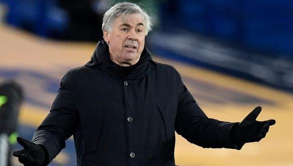 Carlo Ancelotti es entrenador de Everton desde la temporada 2019. (Foto: Reuters)