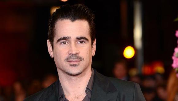 """Colin Farrell podría unirse al elenco de """"True Detective"""""""