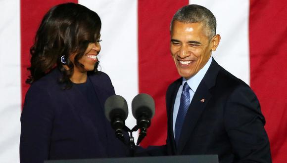 """Barack Obama: """"Michelle nunca será candidata"""""""