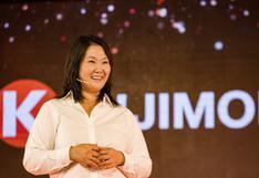 """""""Mi visión del país"""", esta es la opinión de Keiko Fujimori"""