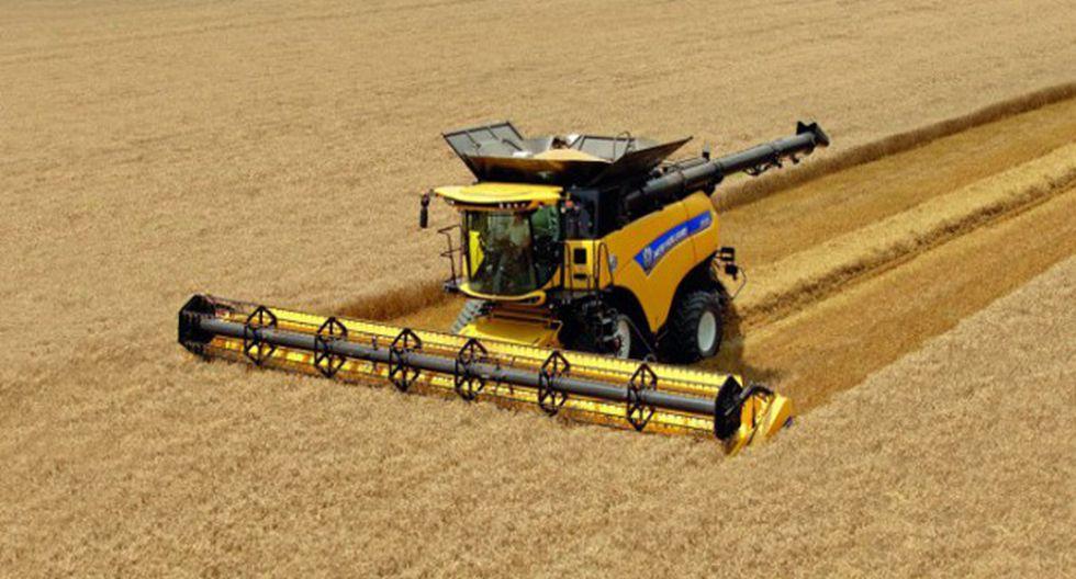 Camiones: La máquina de cosecha más potente del mundo | NOTICIAS ...