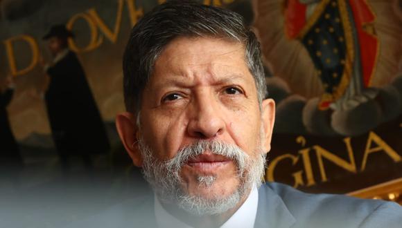 El magistrado del TC Carlos Ramos Núñez falleció este martes a los 61 años. (Foto: Alessandro Currarino / GEC)