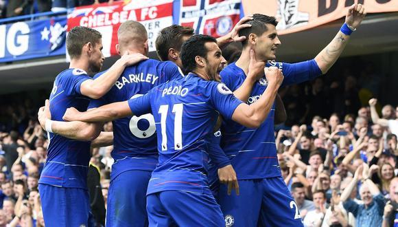 Chelsea vs. Arsenal: partidazo este sábado vía DirecTV Sports por la Premier League (Foto: AFP)
