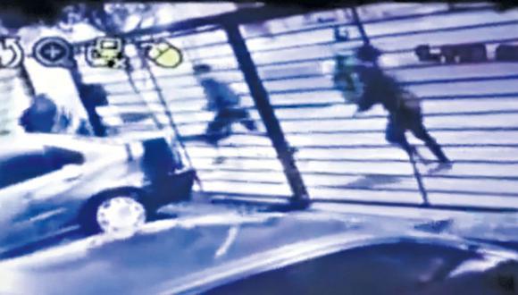 """La Policía Nacional no descarta que robo haya sido perpetrado por integrantes de la banda delincuencial """"Los Malditos relojeros"""". (América Tv)"""