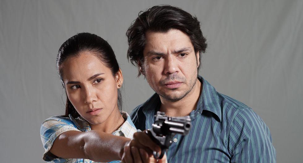 Pietro Sibille y Nidia Bermejo interpretan a Julio Becerra y Ana Cecilia Garzón, agentes del GEIN involucrados en la captura del cabecilla de Sendero Luminoso. (Foto: Chayo Saldarriaga)