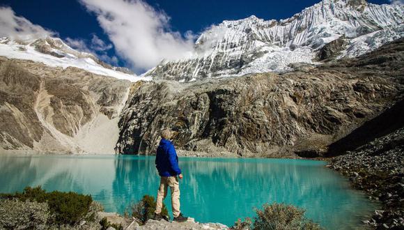 El Parque Nacional de Huascarán, en la región Áncash. (Foto: Shutterstock)
