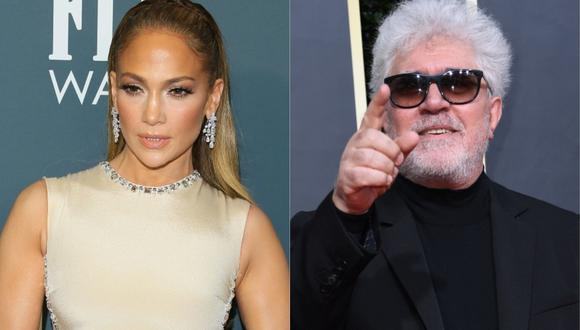 """Jennifer Lopez se confesó fanática de Pedro Almodóvar: """"Sus películas me han inspirado por tantos años"""". (Foto: AFP)"""