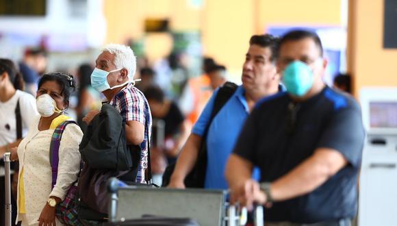 El caso inicial fue detectado por el Ministerio de Salud en un piloto de 25 años de la compañía Latam Airlines que estuvo en España, Francia y República Checa. (Foto: Hugo Curotto / GEC)