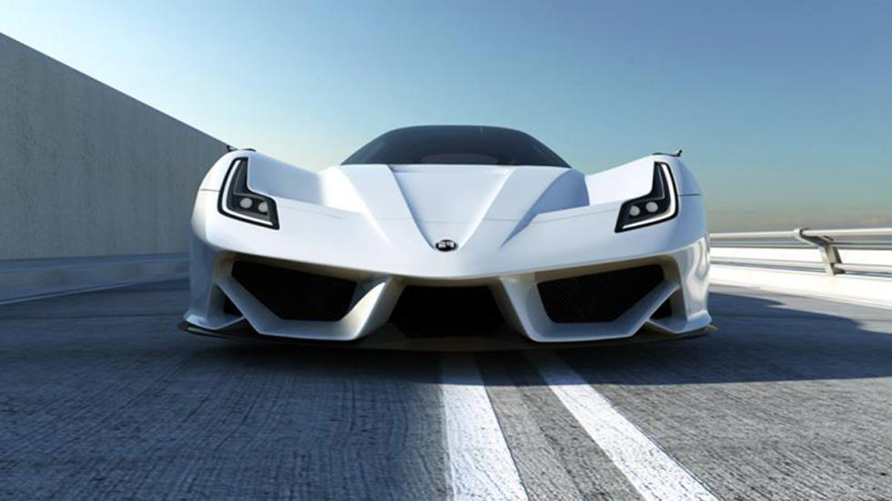 Exotic Rides W70: El nuevo superauto norteamericano - 3
