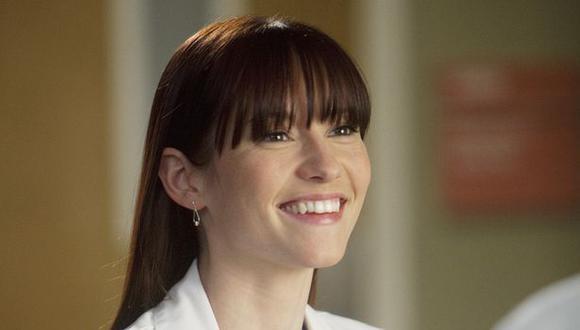 """La actriz Chyler Leigh interpretó a Lexie Gray durante seis temporadas en """"Grey's Anatomy"""" (Foto: ABC)"""