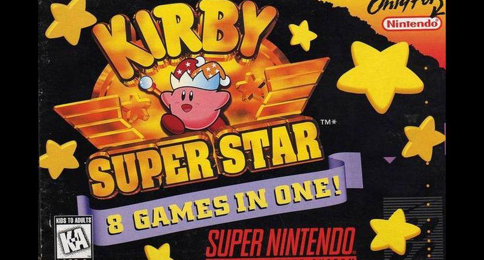 """""""Kirby Super Star"""""""