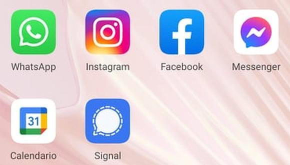 Signal garantiza seguridad y privacidad en las conversaciones, si es que ya no deseas usar WhatsApp. (Foto: Mag / EC)