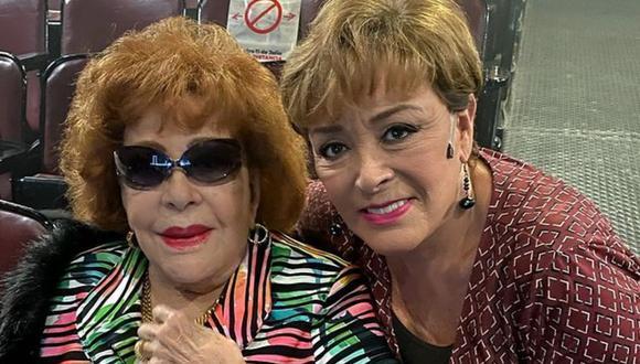 Silvia Pinal cumplió 90 años. (Instagram: @silvia.pinal.h).