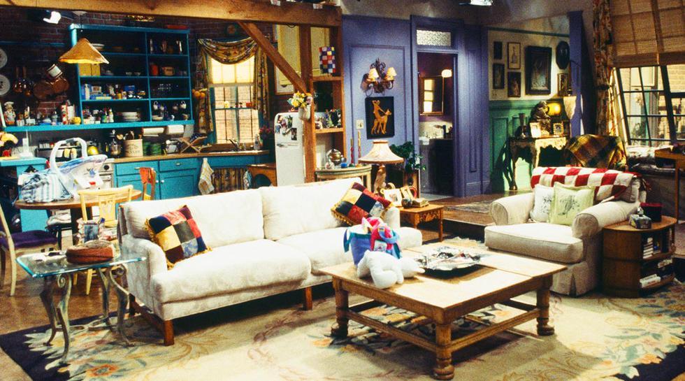 Friends: imita el estilo del departamento de Mónica Geller - 1