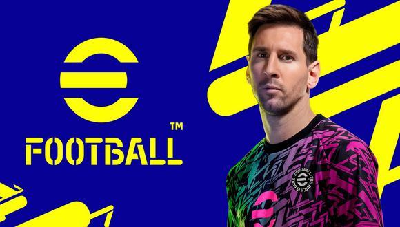 PES ahora pasará a llamarse eFootball y estará disponible para todas las consolas. (Foto: KONAMI)