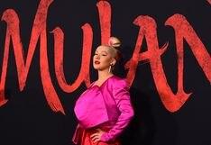 """Christina Aguilera y su fuerte lazo con """"Mulán"""" a lo largo del tiempo"""