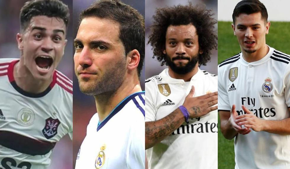 Con Reinier Jesus a la cabeza: los fichajes de invierno más caros del Real Madrid [FOTOS]