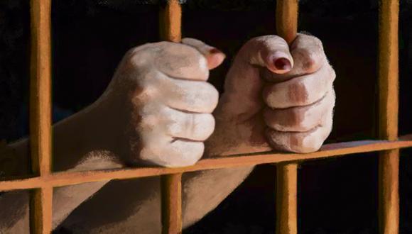 """""""Humala y Heredia gozan de libertad, Fujimori no. La legitimidad del sistema penal se funda en el principio de igualdad"""". (Ilustración: Giovanni Tazza)"""