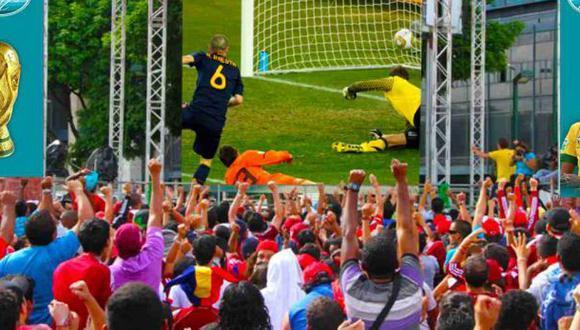 ¿Por qué amamos el fútbol?, por Ian Vásquez